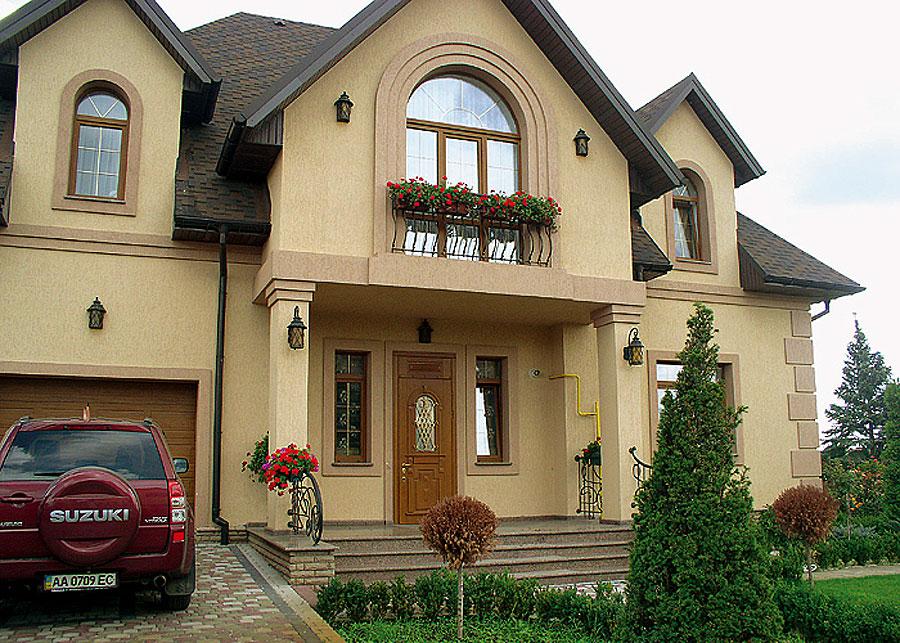 Дом Вишневе містечко